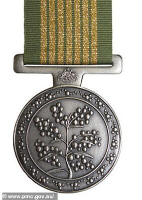 National Emergency Medal