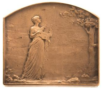1903 Lloyd McKim Garrison Medal