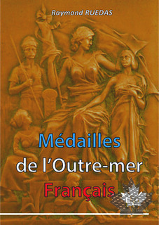 FRENCH OVERSEAS MEDALS book cover