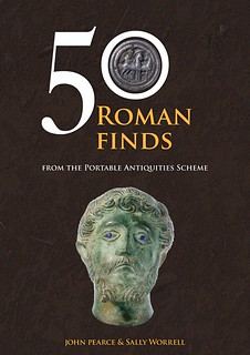 50 Roman Finds book cover