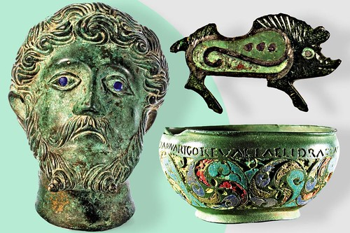 Portable Antiquities Scheme finds
