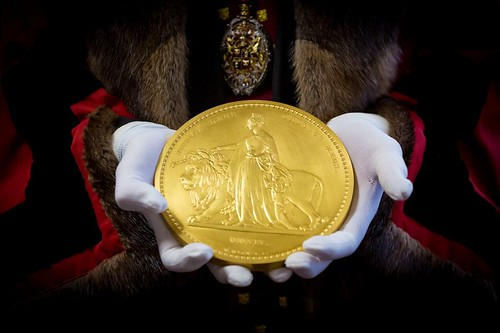 Royal Mint's £5,000 coin