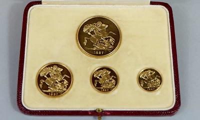1937 specimen coin set