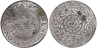 Continental Dollar Found in Junk Box