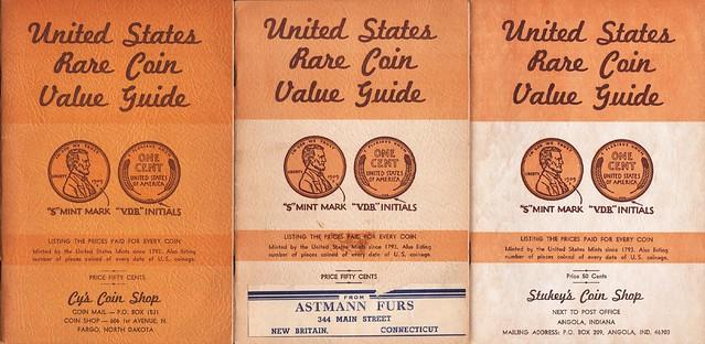Rare Coin Value Guide 1960s