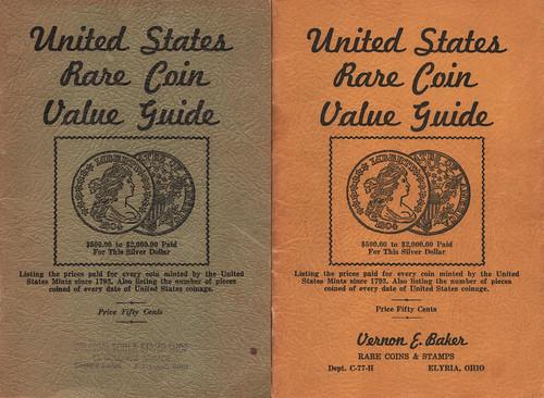 Rare Coin Value Guide 1950s