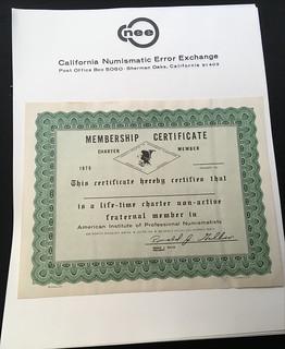 AIPN membership cert