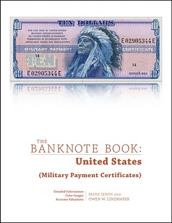 Banknote Book MPC book cover