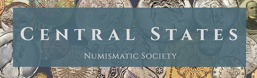 Central States Numismatic Sociery banner