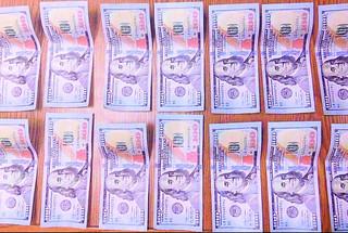 counterfeit hundreds