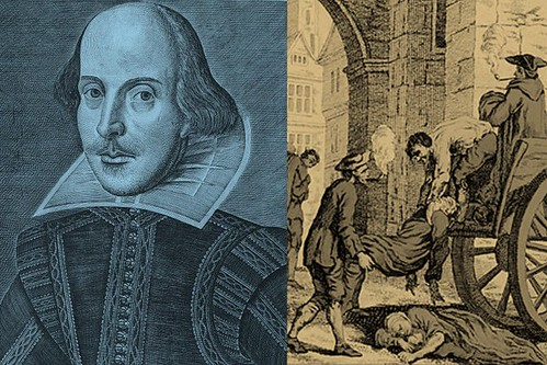 Shakespeare and the plague