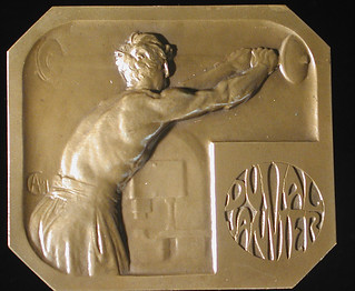 Duval Janvier medal by Charpentier obverse