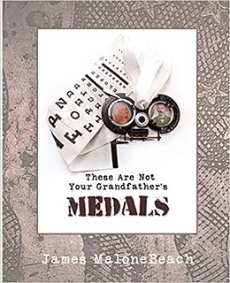 These Are Not Your Grandfather's Medals book cover
