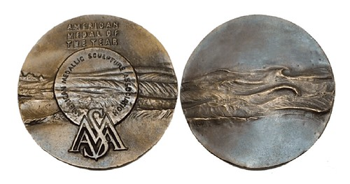 AMSA American Medal of the Year