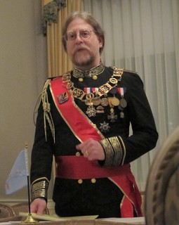 King Alanus of Bermania (aka Allen G. Berman)