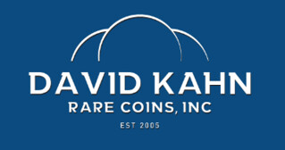 David Kahn Rare Coins logo