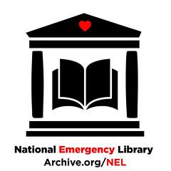 National Emergency Library logo