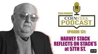 CoinWeek Podcast 131 Harvey Stack 57th Street