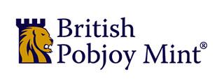 British Pobjoy Mint logo