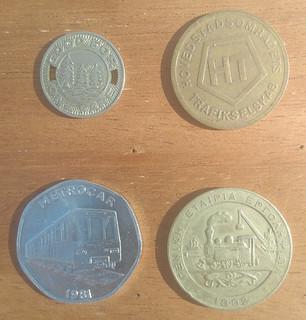 World Transport tokens