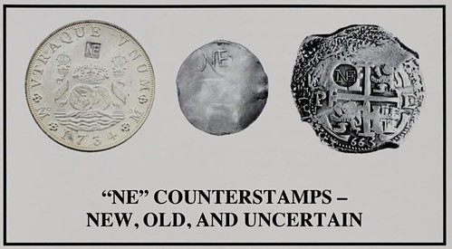 New England counterstamps