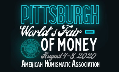 2020 Pittsburgh ANA World's Fair of Money