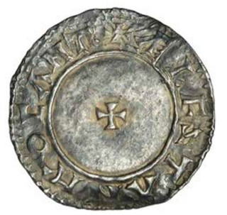 Edward the Martyr penny reverse