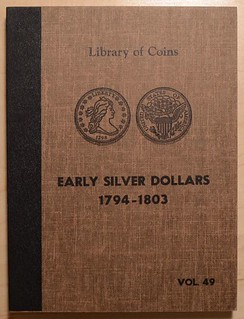 Library of Coins Early Silver Dollars
