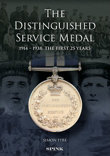 The Distinguished Service Medal book cover