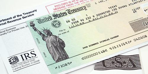 2008 Economic Stimulus check