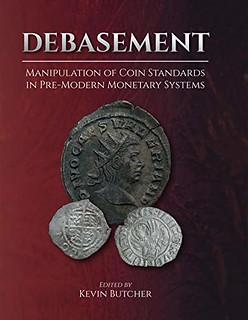 Debasement book cover