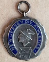 Pennsylvania Railroad Sport Medal 4