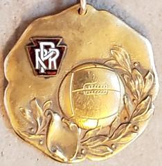 Pennsylvania Railroad Sport Medal 2