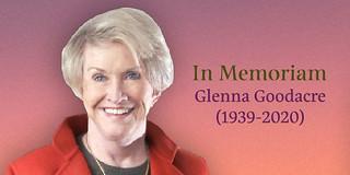 Glenna Goodacre In Memoriam