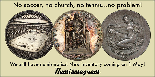 E-Sylum Numismagram ad32 Still Have Numismatics