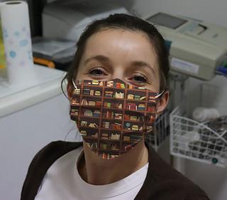 Biblio-mask