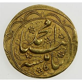 Muhammad Shah Toman obverse