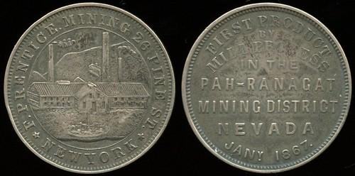 F. Prentice Mining Medal