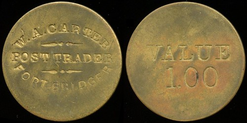 Wyoming Territory Post Trader Token