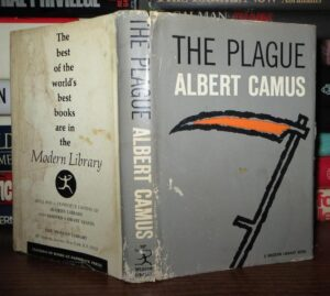 The Plague book cover