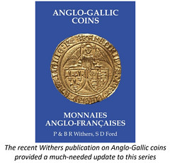 Withers Anglo-Gallivc Coins with caption