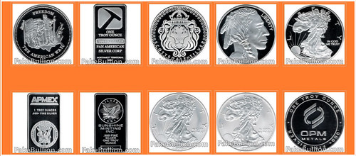 Fake Bullion Database image