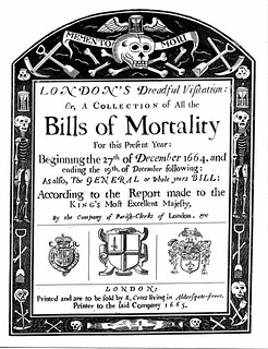London Bills of Mortality