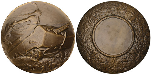Battle of the Marne Bronze Medal