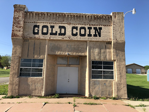 Gold Coin Saloon of Coin, Iowa