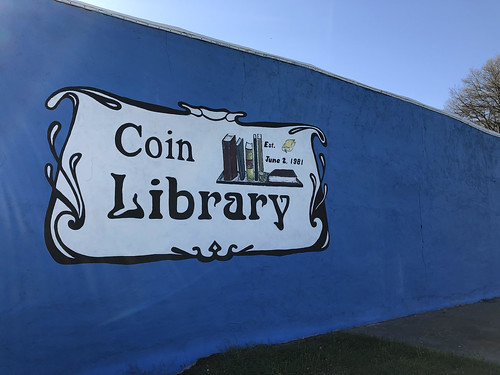 Coin Library of Coin, Iowa