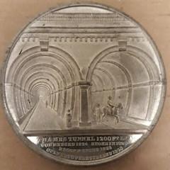 'Social distancing' medal