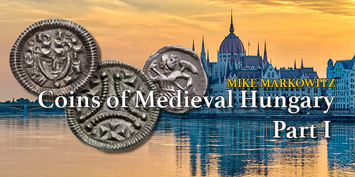 Coins of Medieval Hungary part I