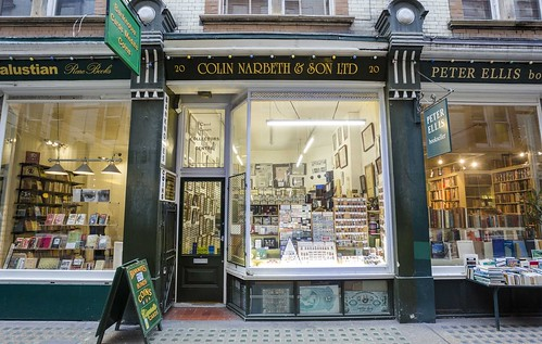 Colin Narbeth and Son shop