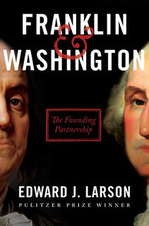 Franklin and Washington book cover
